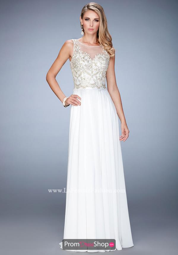 Stunning High Neckline Gigi Dress 22824