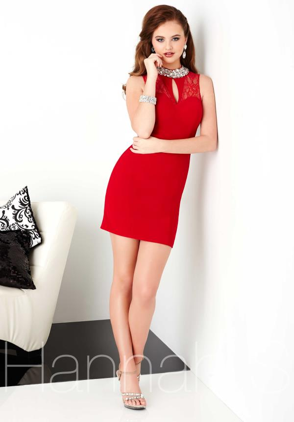 Stunning Short Hannah S Dress 27025