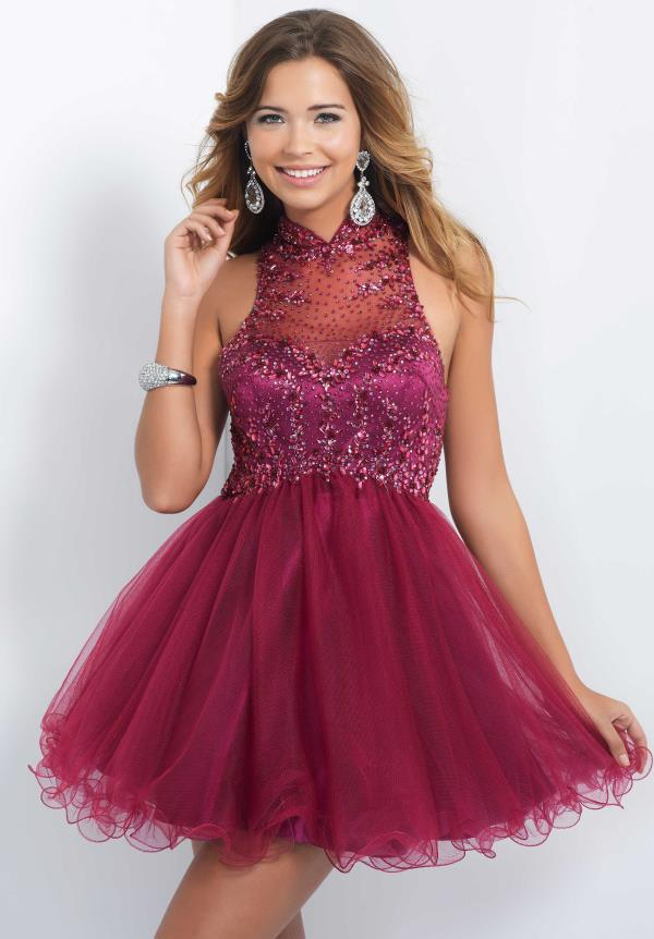 Intrigue by Blush Tulle Bat Mitzvah Dress 100