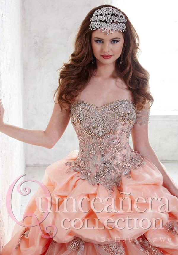 Tiffany Quinceanera Sweetheart Dress 26812