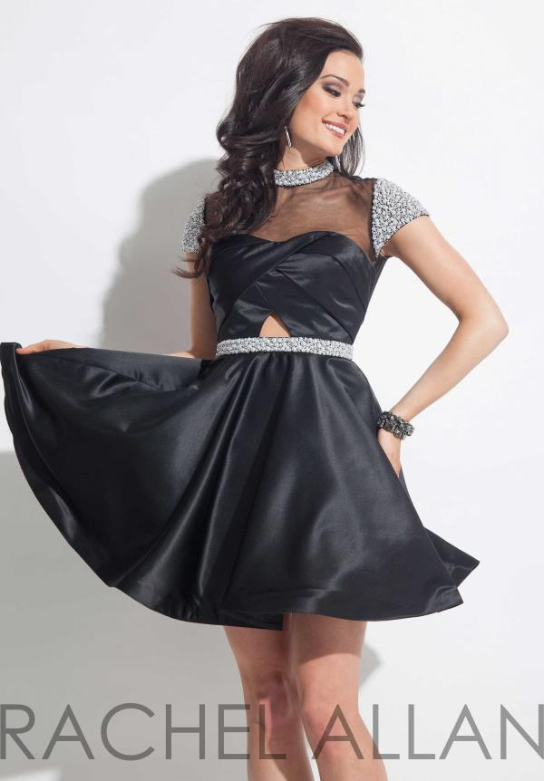 Rachel Allan Stunning Short Dress 4049
