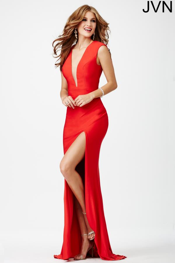 Sexy Jersey JVN by Jovani Dress JVN22575