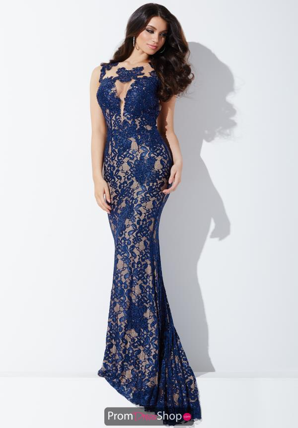 Sexy Long Jovani Dress 27305