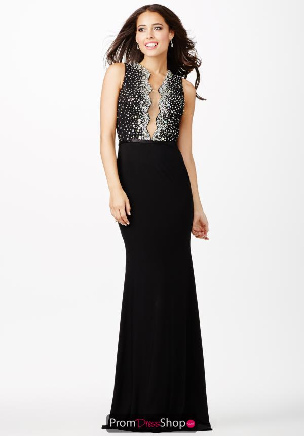 JVN by Jovani Glamorous Evening Gown JVN22449