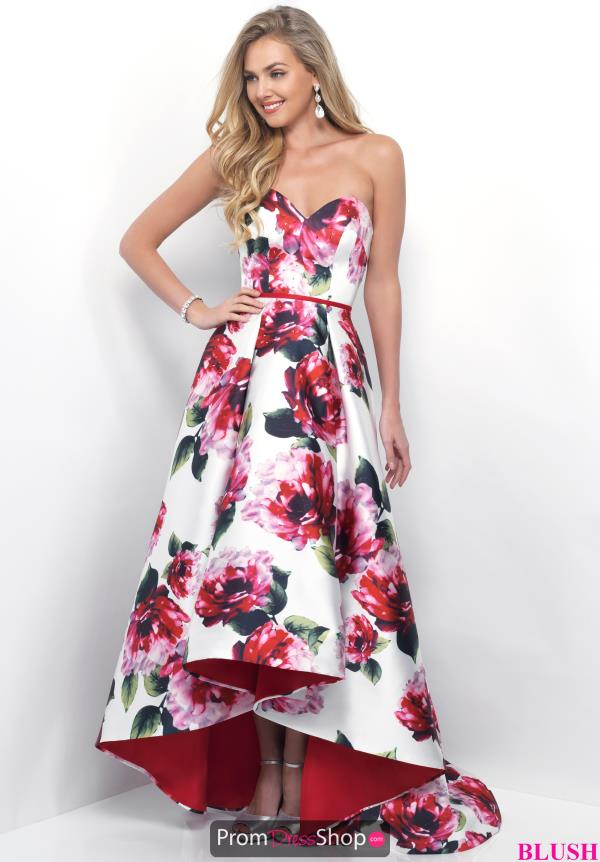 Sweetheart Blush A Line Dress 11286