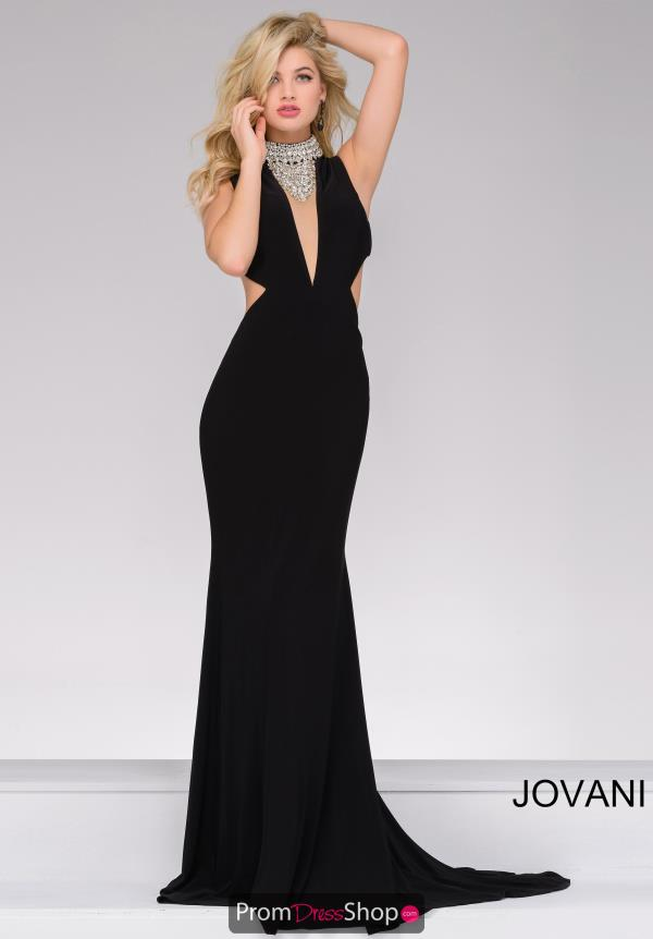 Jovani Jersey Long Dress 36971