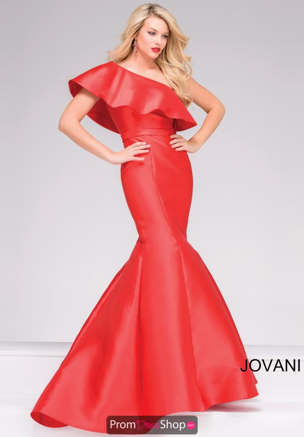 Jovani Fitted Long Dress 48400