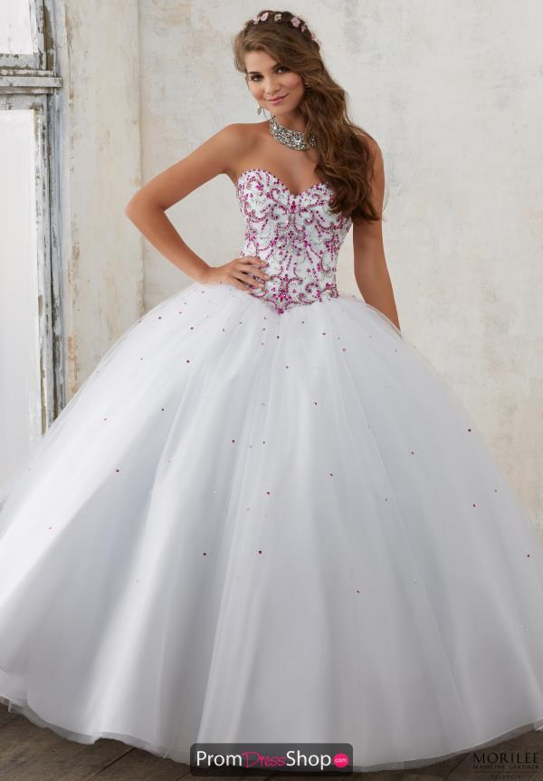 Tulle Skirt Ball Gown Valencia 60012