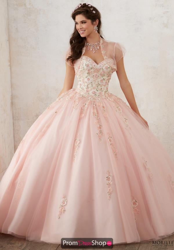 Valencia Strapless Ball Gown 60014