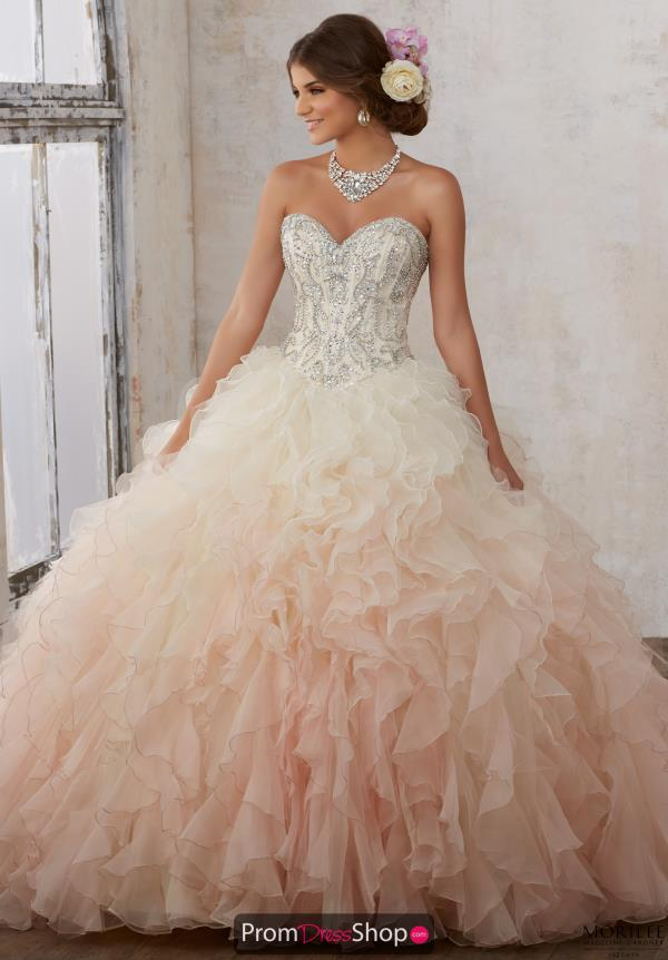 Vizcaya Sweetheart Neckline Ball Gown 89123