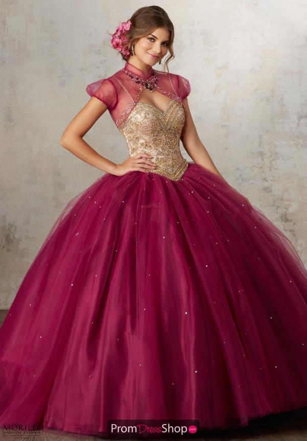 Vizcaya Beaded Tulle Dress 89133