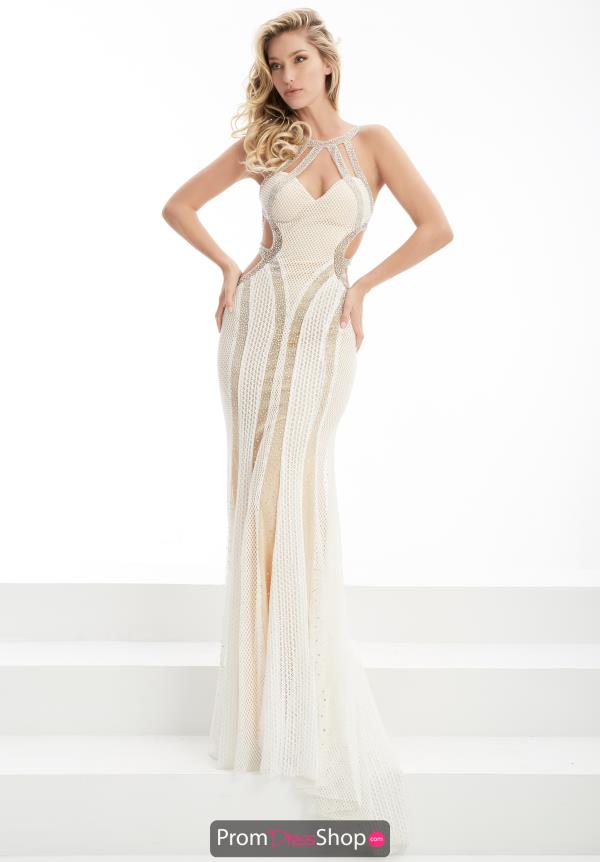 Sexy Fitted Jasz Couture Dress 5902