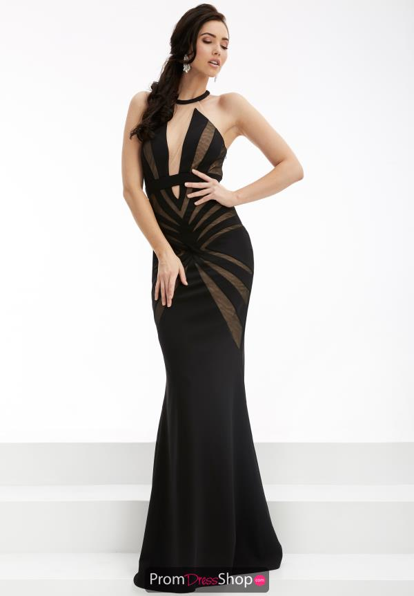 Sexy Long Jasz Couture Dress 5920
