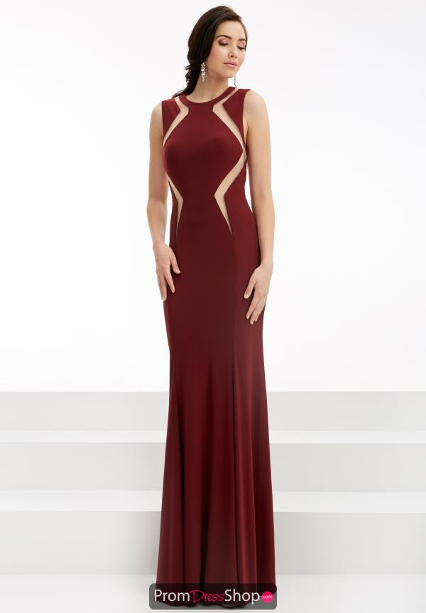 Long Jersey Jasz Couture Dress 5999
