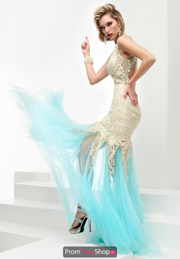 Jasz Couture Long Beaded Dress 6006