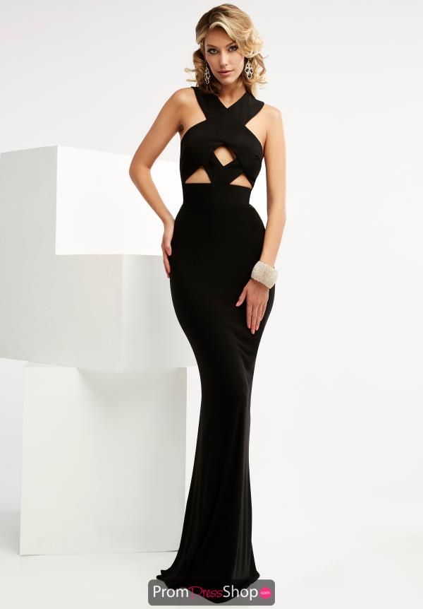 Sexy Jersey Jasz Couture Dress 6057