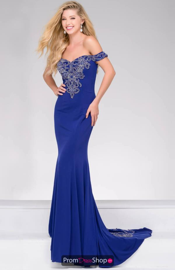 Long Fitted Jovani Dress 32360