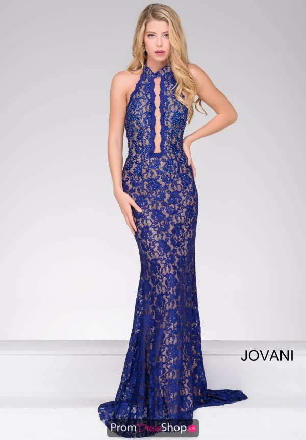 Long Fitted Jovani Dress 45169