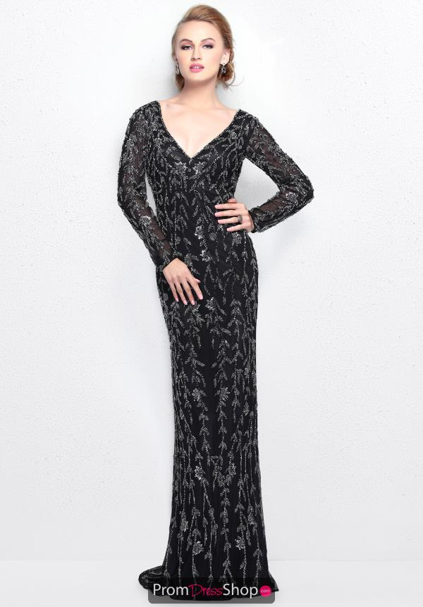 Primavera Long Beaded Dress 1728