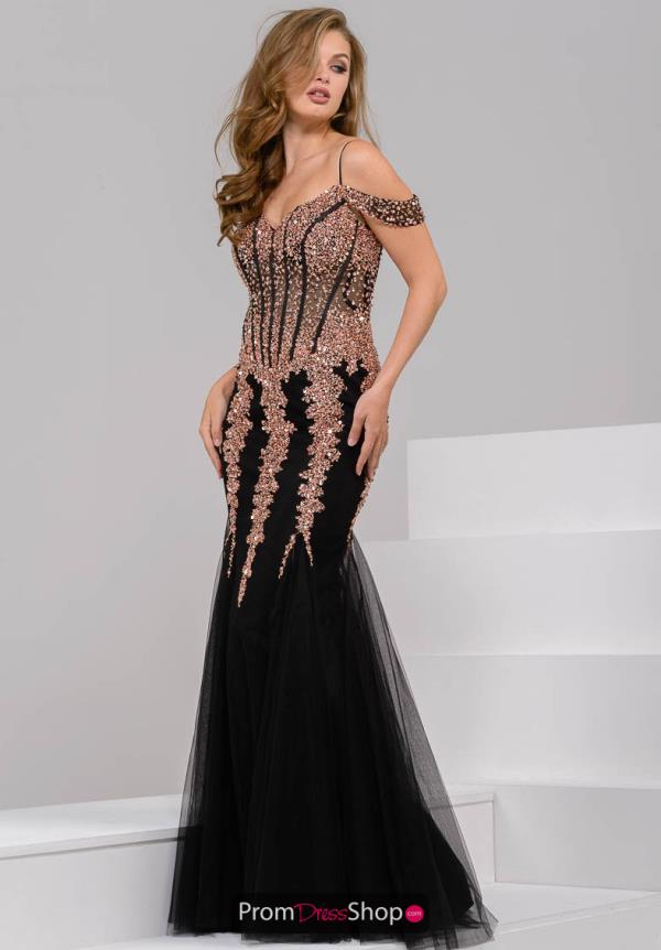 Jovani Sweetheart Mermaid Dress 51115