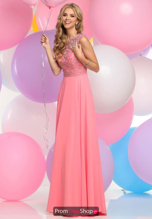Zoey Grey A Line Tulle Dress 30905