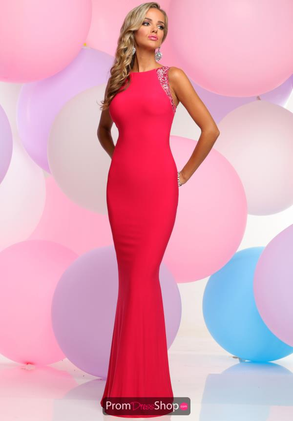Zoey Grey Fitted Jersey Dress 30936