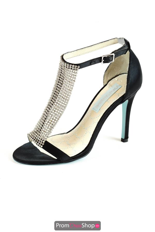 Betsey Johnson Single Strap Heel style SB-Mesh