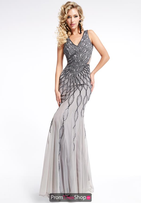 Jasz Couture Fitted Long Dress 1314