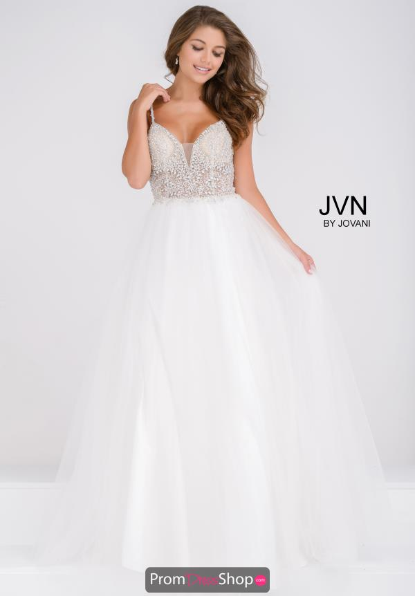 JVN by Jovani Long Beaded Dress JVN47548