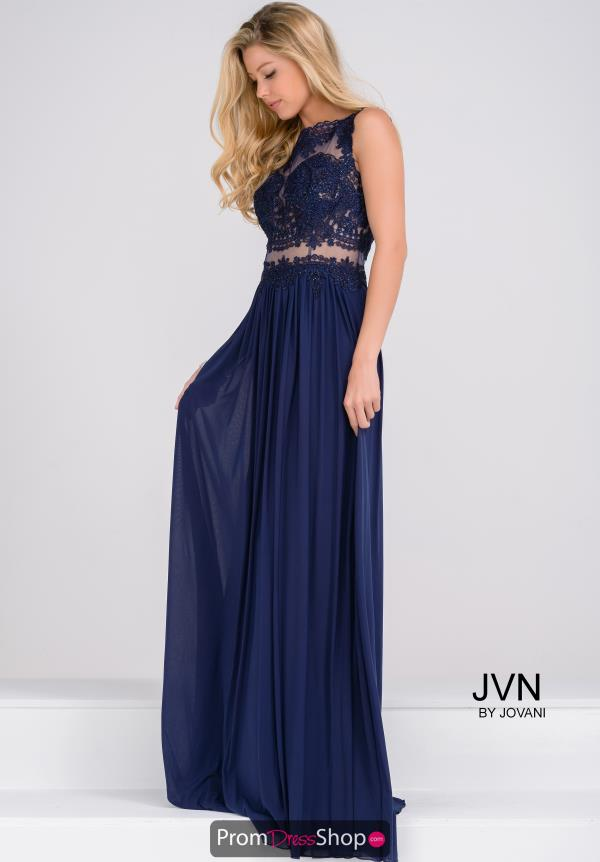 JVN by Jovani Beaded Long Dress JVN47788