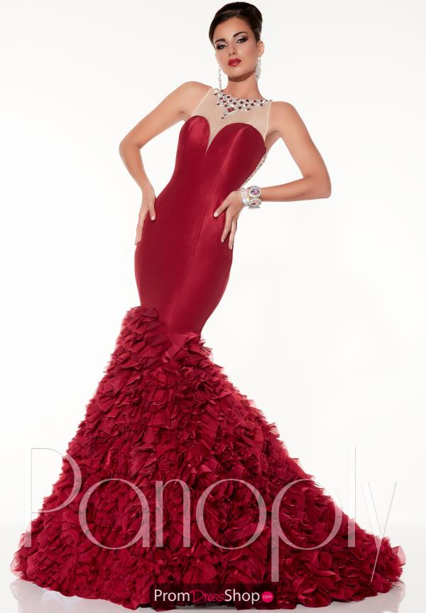 Panoply Beaded Long Dress 14793