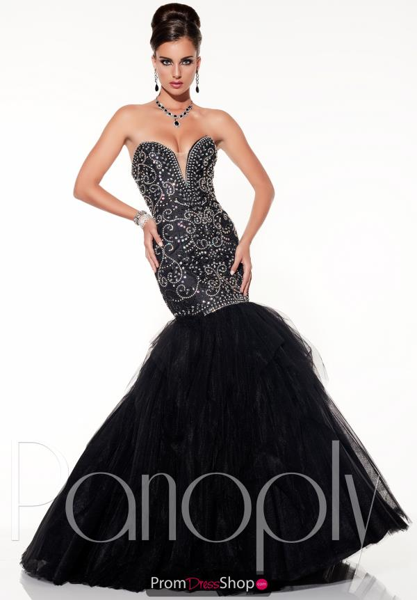 Panoply Strapless Mermaid Dress 14814