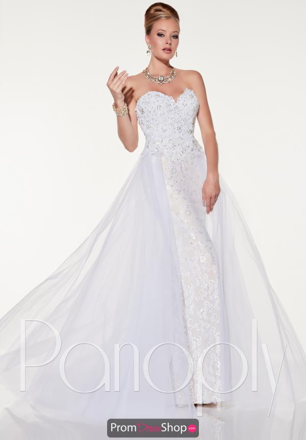 Strapless Fitted Panoply Dress 44300