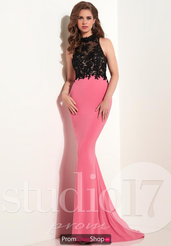 Studio 17 Fitted Jersey Dress 12608