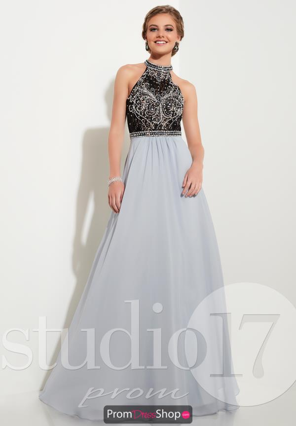 Studio 17 Long A Line Dress 12619