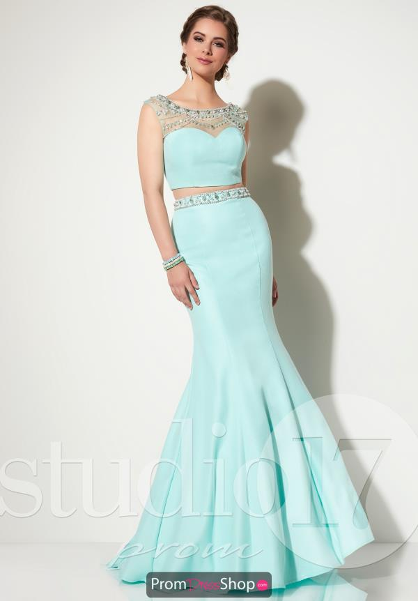 Two Piece Fitted Studio 17 Dress 12625
