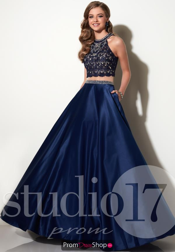 Studio 17 Two Piece Long Dress 12643