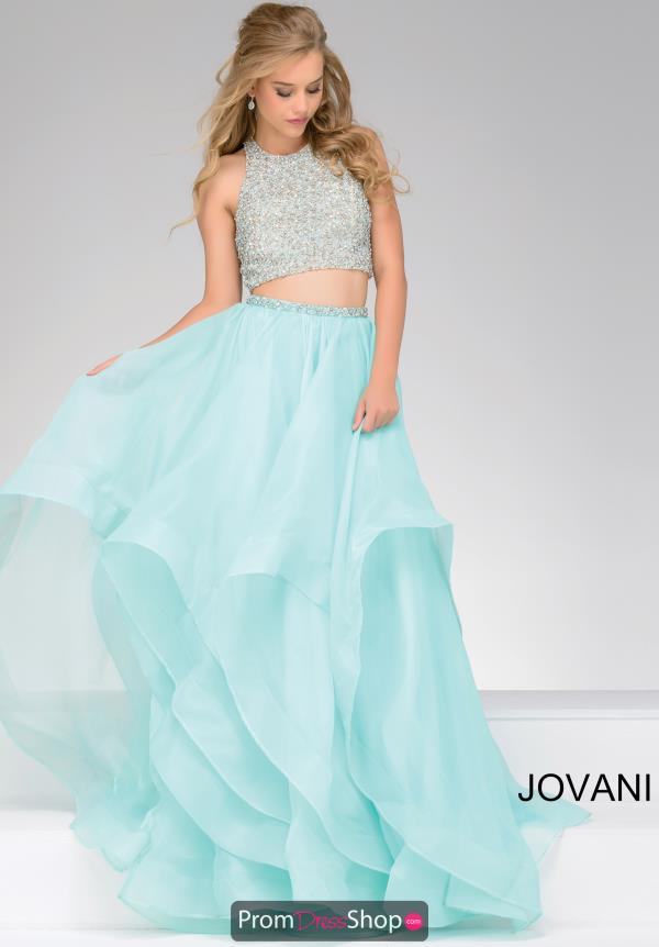 Jovani Long A Line Dress 33220
