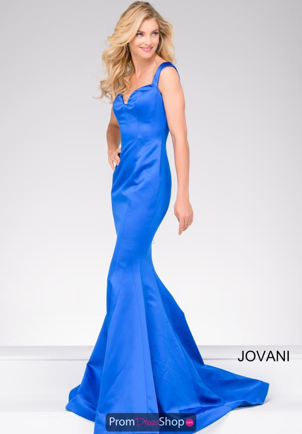 Jovani Long Sweetheart Dress 40720