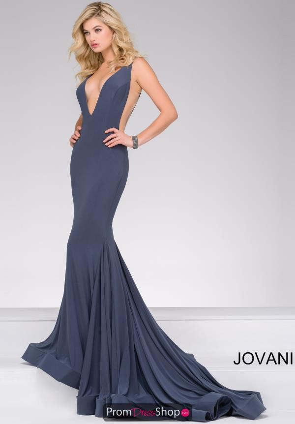 Jovani Long Fitted Dress 46756