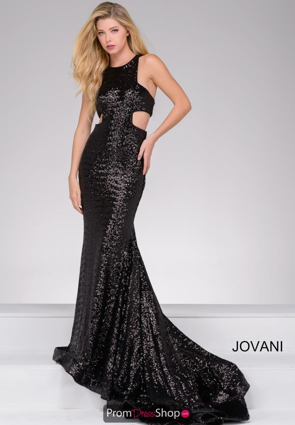 Jovani Long Sexy Dress 48334