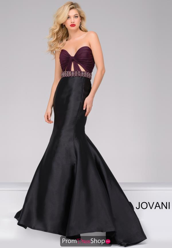 Jovani Fitted Long Dress 50922