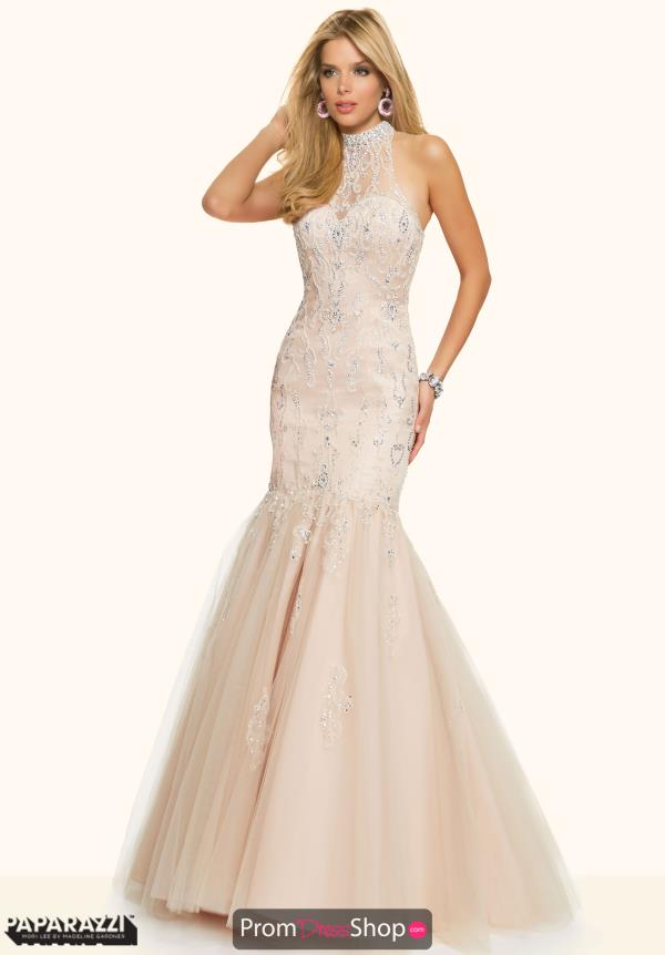 Mori Lee Beaded Mermaid Dress 98058