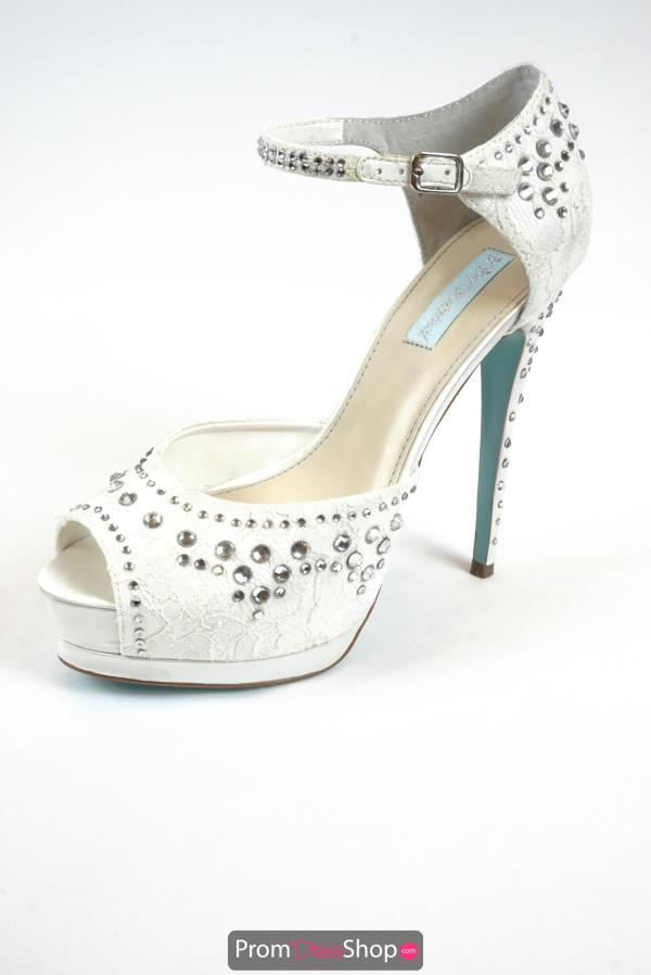 Betsey Johnson Lace Heels style SB-Doll