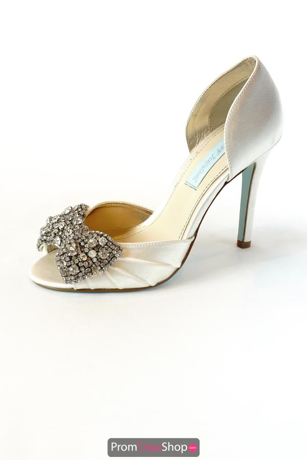 Betsey Johnson Peep Toe Heels Style SB-Gown