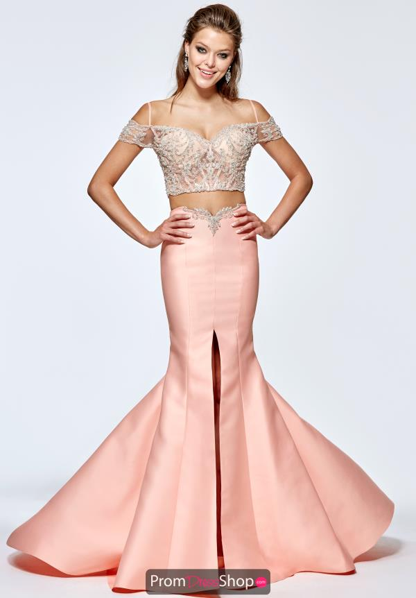 Tarik Ediz Mermaid Sweetheart Dress 93178