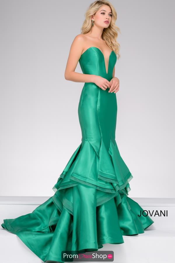 Jovani Taffeta Sweetheart Dress 41403