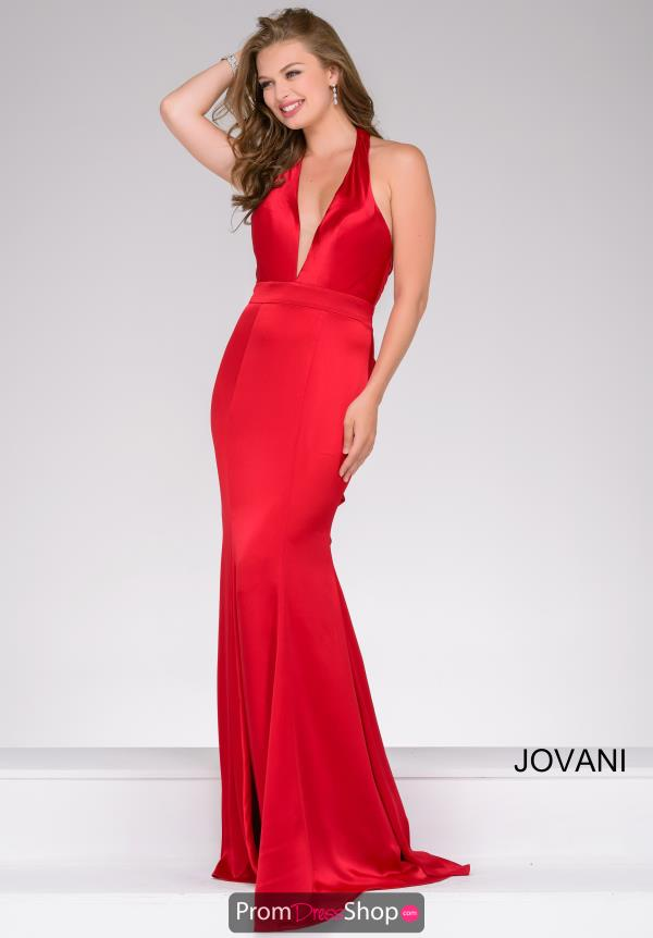 Jovani Fitted Long Dress 42309