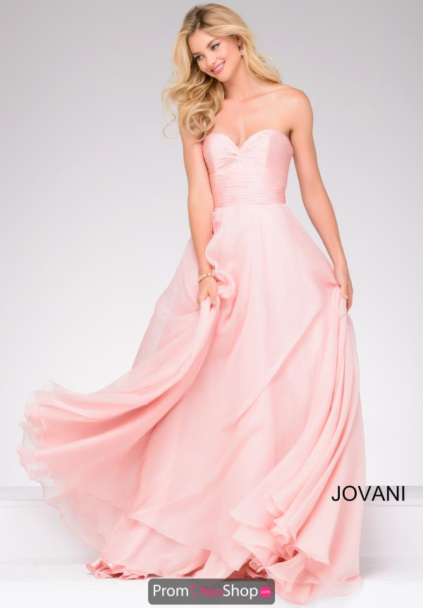 Jovani Sweetheart Full Figured Dress 46090