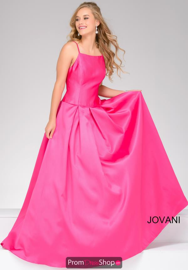 Jovani 48336 A Line Long Dress